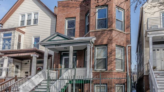 3341 N Bell Avenue, Chicago, IL 60618 (MLS #10147937) :: Leigh Marcus | @properties