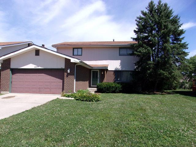 3610 Briar Lane, Hazel Crest, IL 60429 (MLS #10148107) :: Leigh Marcus   @properties
