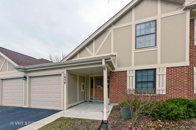 1056 Deerpath Court B2, Wheeling, IL 60090 (MLS #10148117) :: Baz Realty Network | Keller Williams Preferred Realty