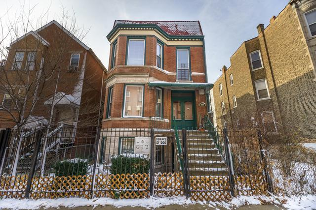 1430 N Talman Avenue #2, Chicago, IL 60622 (MLS #10148227) :: The Perotti Group | Compass Real Estate