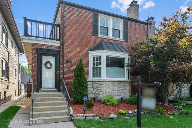 6043 N Keeler Avenue, Chicago, IL 60646 (MLS #10148332) :: The Spaniak Team