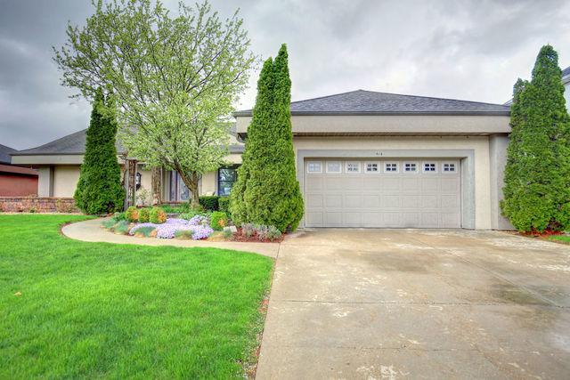 414 Beringer Circle, Urbana, IL 61802 (MLS #10148548) :: Ryan Dallas Real Estate