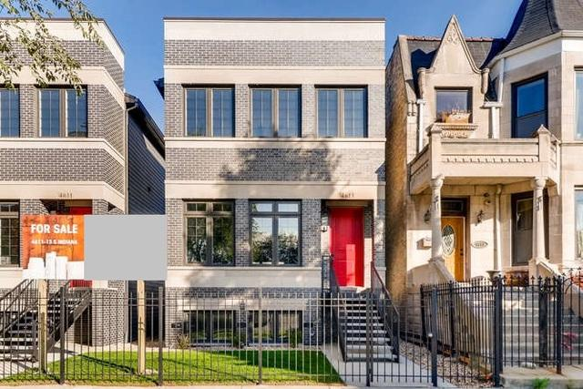 4613 S Indiana Avenue, Chicago, IL 60653 (MLS #10148634) :: The Spaniak Team
