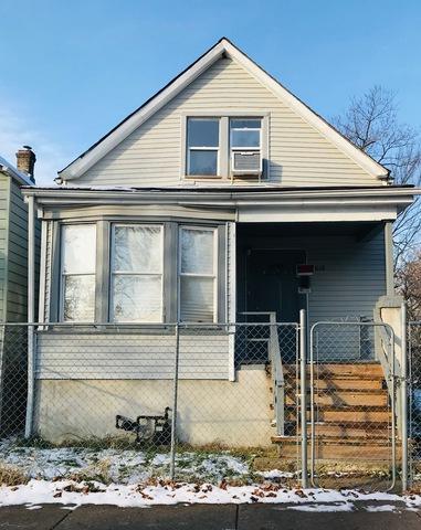 7018 S Wolcott Avenue, Chicago, IL 60636 (MLS #10148789) :: The Spaniak Team