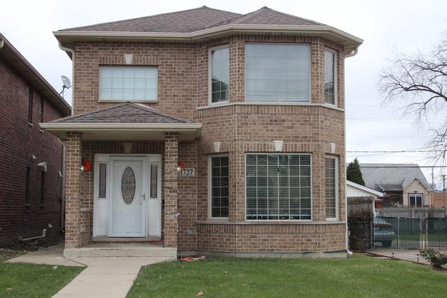 1727 N 34th Avenue, Stone Park, IL 60165 (MLS #10148797) :: Leigh Marcus   @properties