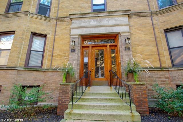 749 W California Terrace #1, Chicago, IL 60657 (MLS #10149100) :: The Perotti Group | Compass Real Estate