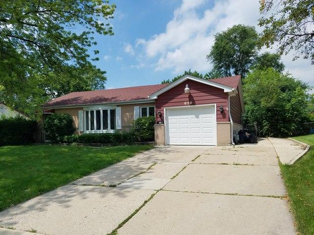 620 Mohave Street, Hoffman Estates, IL 60169 (MLS #10149190) :: Leigh Marcus | @properties