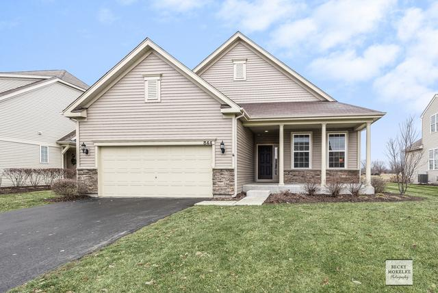 844 Colchester Drive, Oswego, IL 60543 (MLS #10149291) :: Baz Realty Network | Keller Williams Preferred Realty