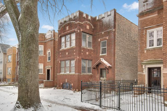 3241 W Warner Avenue, Chicago, IL 60618 (MLS #10149321) :: Leigh Marcus | @properties