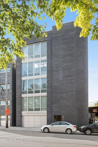 1217 W Augusta Boulevard #3, Chicago, IL 60642 (MLS #10149358) :: Leigh Marcus | @properties