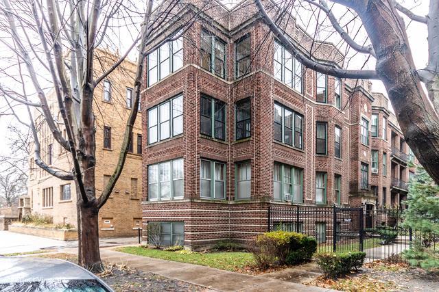 5460 S Kimbark Avenue 3E, Chicago, IL 60615 (MLS #10149507) :: The Mattz Mega Group
