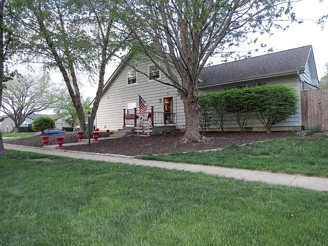 2915 Heritage Drive, Champaign, IL 61822 (MLS #10149563) :: Ryan Dallas Real Estate