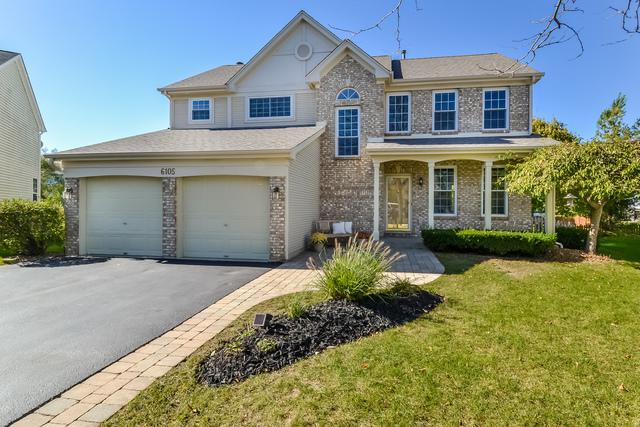 6105 Newbury Court, Gurnee, IL 60031 (MLS #10149714) :: The Spaniak Team