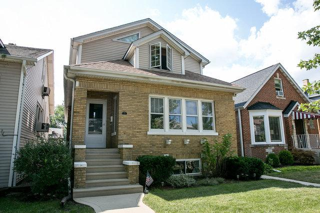5824 N Marmora Avenue, Chicago, IL 60646 (MLS #10149819) :: Leigh Marcus | @properties