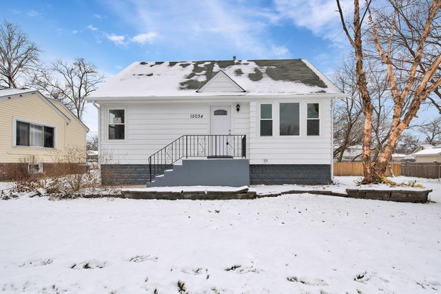 15034 W Hamlin Avenue, Midlothian, IL 60445 (MLS #10149981) :: The Spaniak Team