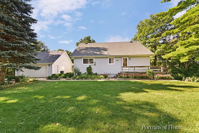 805 Lake Holiday Drive, Lake Holiday, IL 60548 (MLS #10150004) :: Suburban Life Realty