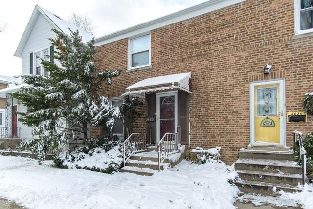3626 Prairie Avenue, Brookfield, IL 60513 (MLS #10150063) :: Leigh Marcus | @properties