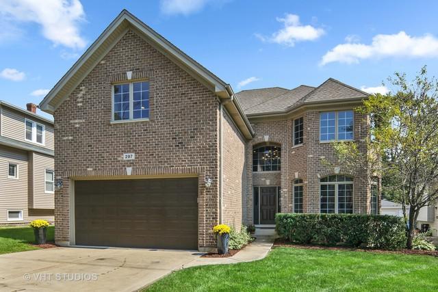 297 N Berteau Avenue, Elmhurst, IL 60126 (MLS #10150269) :: Leigh Marcus | @properties