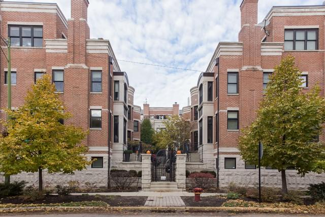 2324 W Wabansia Avenue #5, Chicago, IL 60647 (MLS #10150319) :: Property Consultants Realty