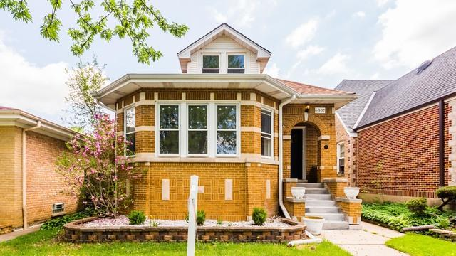 6307 N Melvina Avenue, Chicago, IL 60646 (MLS #10150322) :: Leigh Marcus | @properties