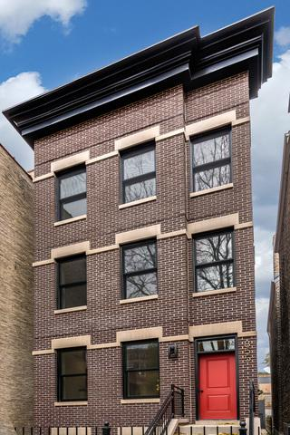 855 N Wolcott Avenue #2, Chicago, IL 60622 (MLS #10150356) :: Property Consultants Realty