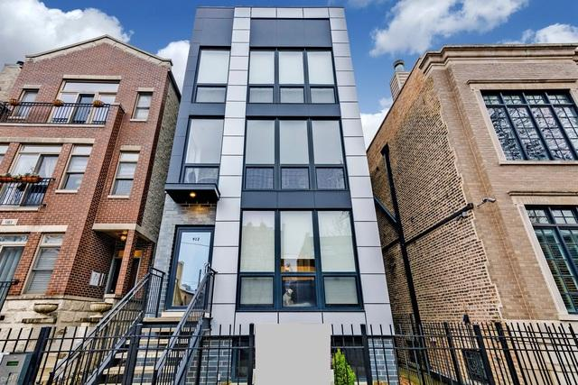 912 N Wolcott Avenue #2, Chicago, IL 60622 (MLS #10150363) :: Property Consultants Realty