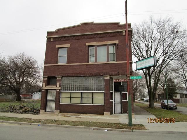 1444 74th Street, Chicago, IL 60636 (MLS #10150364) :: The Spaniak Team