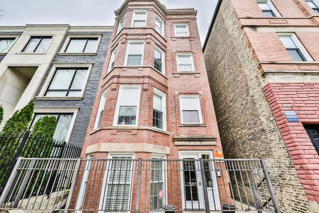 2072 N Leavitt Street #1, Chicago, IL 60647 (MLS #10150386) :: Touchstone Group
