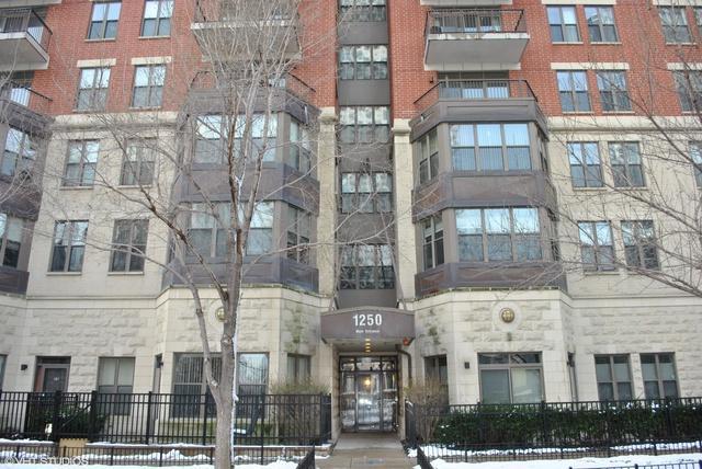 1250 S Indiana Avenue #605, Chicago, IL 60605 (MLS #10150455) :: The Spaniak Team