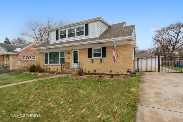 206 S Forrest Avenue, Arlington Heights, IL 60004 (MLS #10150488) :: The Spaniak Team