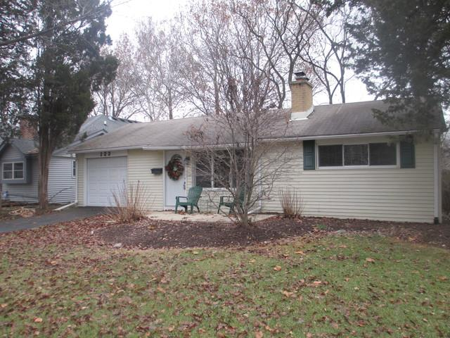 123 N Woodlawn Street, Wheaton, IL 60187 (MLS #10150722) :: The Wexler Group at Keller Williams Preferred Realty
