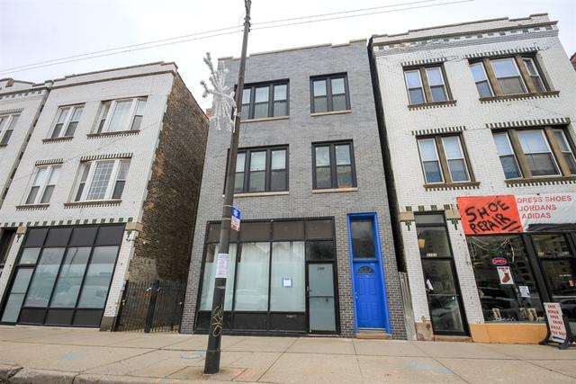 2109 Western Avenue, Chicago, IL 60647 (MLS #10150839) :: Property Consultants Realty