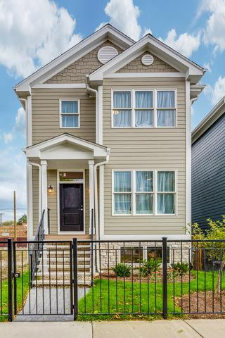 3605 N Mozart Street, Chicago, IL 60618 (MLS #10150919) :: Leigh Marcus | @properties
