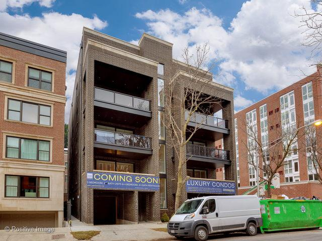 1540 N North Park Avenue 2S, Chicago, IL 60614 (MLS #10150952) :: The Perotti Group | Compass Real Estate