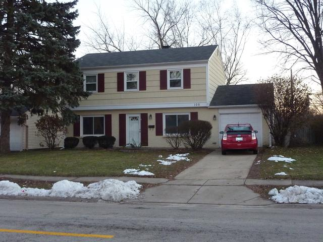 105 Armitage Avenue, Glendale Heights, IL 60139 (MLS #10151122) :: The Spaniak Team