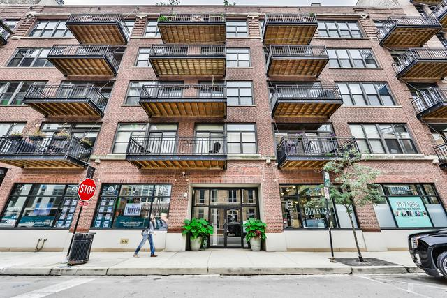 375 W Erie Street #510, Chicago, IL 60654 (MLS #10151124) :: The Perotti Group | Compass Real Estate