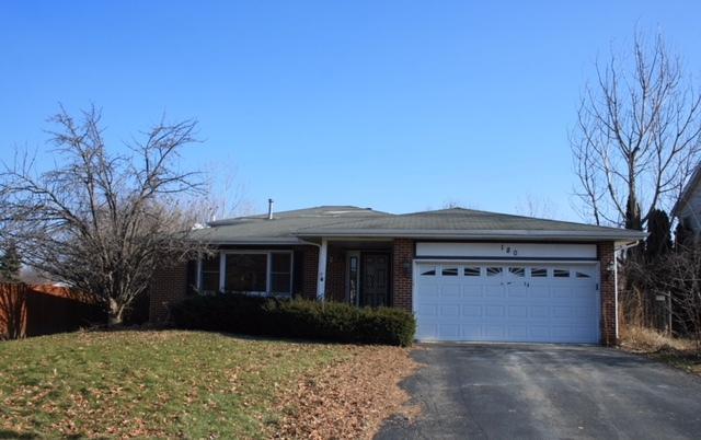 180 Starwood Drive, Bolingbrook, IL 60490 (MLS #10151394) :: The Dena Furlow Team - Keller Williams Realty