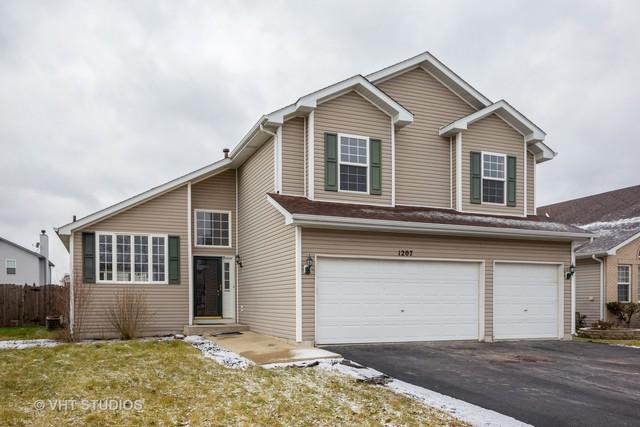 1207 Betty Drive, Plainfield, IL 60586 (MLS #10151441) :: The Wexler Group at Keller Williams Preferred Realty