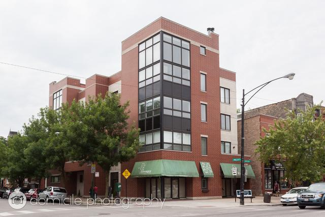 1901 W Division Street 3N, Chicago, IL 60622 (MLS #10151487) :: The Perotti Group | Compass Real Estate