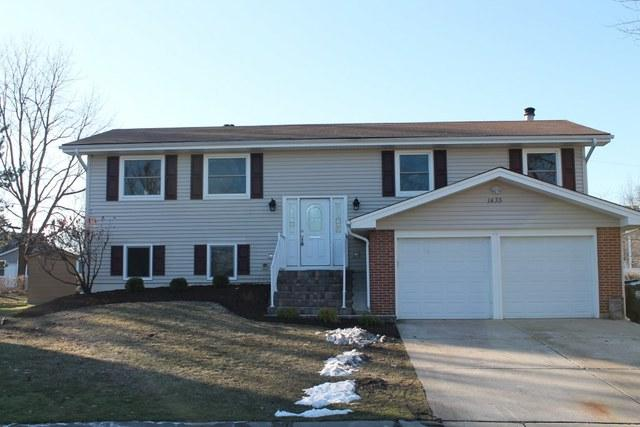 1435 Hassell Place, Hoffman Estates, IL 60169 (MLS #10151501) :: Leigh Marcus | @properties