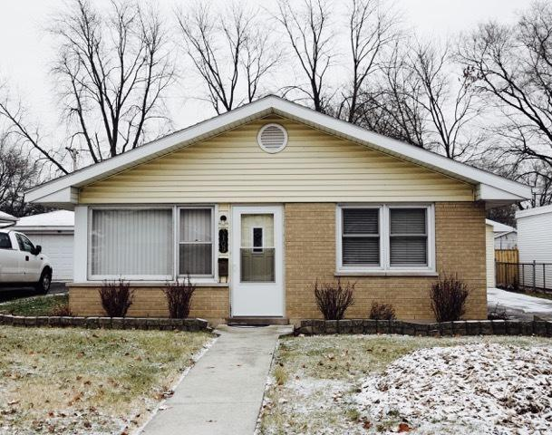 3109 Phillips Avenue, Steger, IL 60475 (MLS #10151545) :: The Jacobs Group