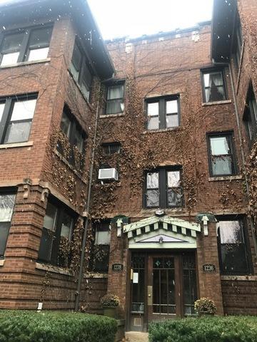 1236 W Columbia Avenue 2E, Chicago, IL 60626 (MLS #10151565) :: The Spaniak Team