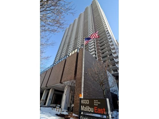 6033 N Sheridan Road 33H, Chicago, IL 60660 (MLS #10151576) :: The Spaniak Team
