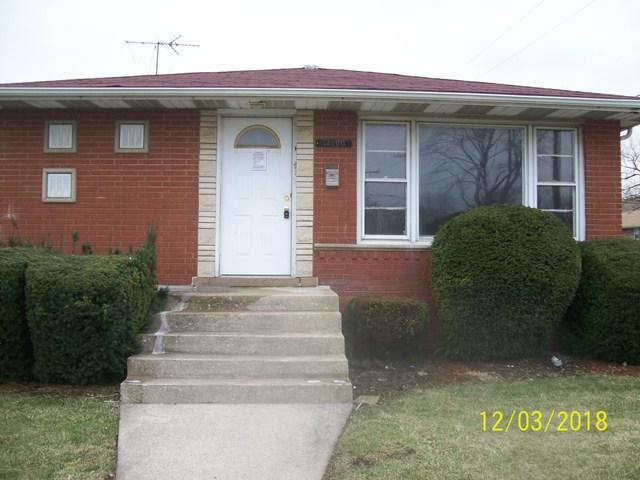 14100 S Calhoun Avenue, Burnham, IL 60633 (MLS #10151749) :: The Spaniak Team