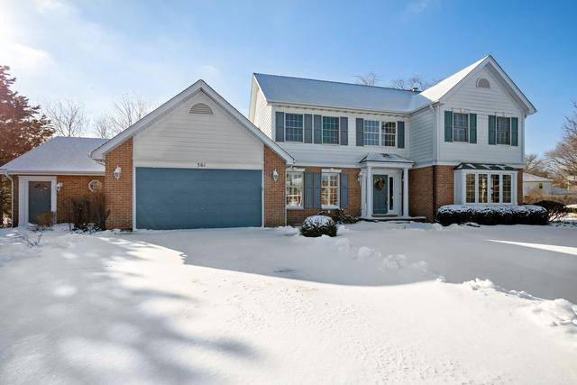 361 S Harrison Court, Palatine, IL 60067 (MLS #10151816) :: The Jacobs Group