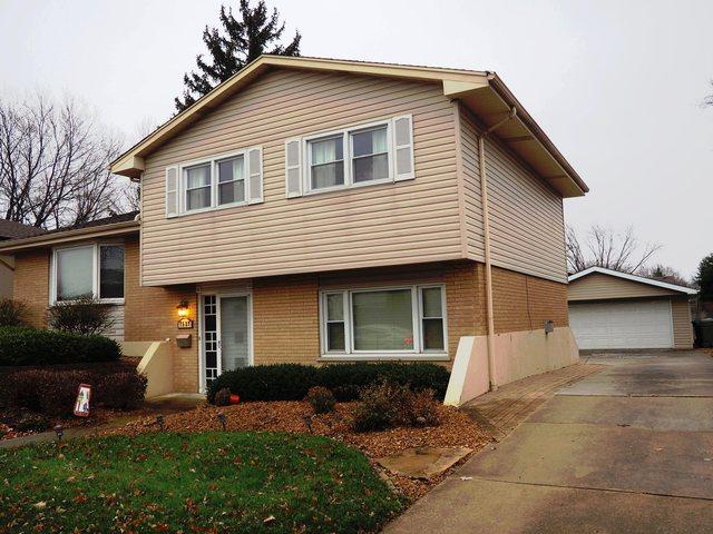 7537 160th Place, Tinley Park, IL 60477 (MLS #10151863) :: The Wexler Group at Keller Williams Preferred Realty