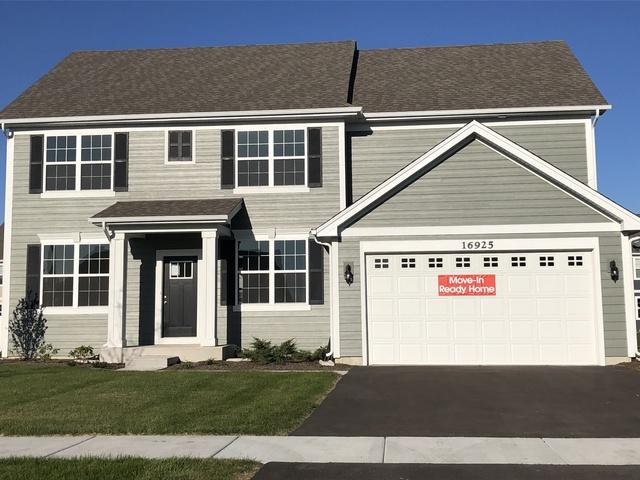 16925 S Callie Drive, Plainfield, IL 60586 (MLS #10151928) :: The Wexler Group at Keller Williams Preferred Realty
