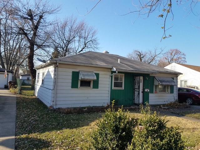 16840 Western Avenue, Hazel Crest, IL 60429 (MLS #10151999) :: Leigh Marcus   @properties