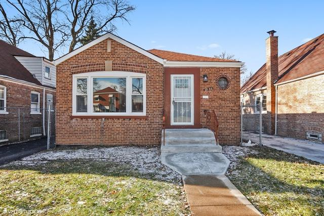 10786 S Peoria Street, Chicago, IL 60643 (MLS #10152010) :: Leigh Marcus | @properties