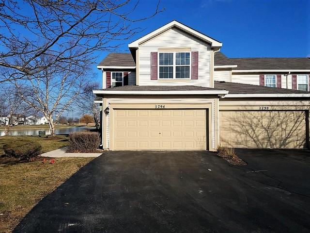 1794 N Wentworth Circle, Romeoville, IL 60446 (MLS #10152025) :: The Wexler Group at Keller Williams Preferred Realty